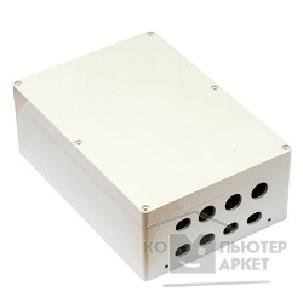 Сетевое оборудование Mikrotik CAOTU Large Outdoor Case for RB/ 433/ 800 series for use with or without daughterboards, 1 Ethernet insulator