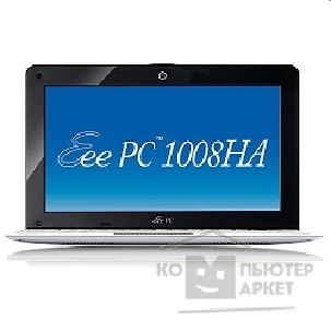 "Ноутбук Asus EEE PC 1008HA 6A White Atom N280/ 1,66GHz/ 1G/ 160G/ 10""/ WiFi/ BT/ 2900mAh/ XP"