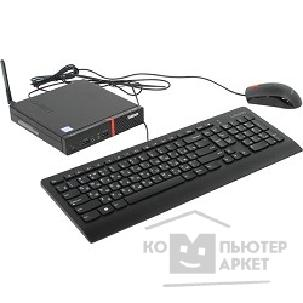 Компьютер Lenovo ThinkCentre M700 Tiny [10HYS04900] black i5-6500T/ 4Gb/ 500Gb+8Gb SSD/ noDVD/ DOS