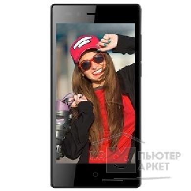 "Смартфоны Ирбис Irbis SP52, 5.0"" 1280x800IPS , MTK6735M 4x1,0Ghz QuadCore , 1024MB, 8GB, cam 2.0MPx+5.0MPx, Wi-Fi, LTE+3G 2xSimCard , Bluetooth, GPS, Android 5.1, microUSB, MicroSD, jack 3.5, Черный"