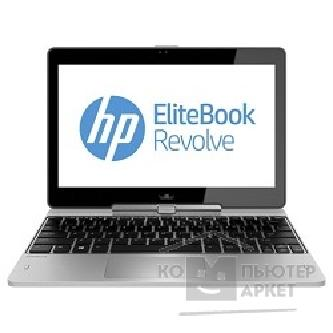 "Ноутбук Hp H5F12EA EliteBook Revolve 810 11.6"" 1366x768 / Intel Core i5 3437U 1.9Ghz / 8192Mb/ 256SSDGb/ noDVD/ Int:intel HD4000/ Cam/ BT/ WiFi/ 3G/ 48WHr/ war 3y/ 1.4kg/ forge/ W8Pro"