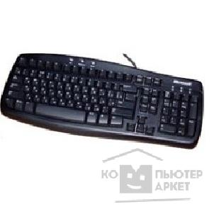 Клавиатура Microsoft Basic Keyboard, черная, PS/ 2 Q95-00091 OEM