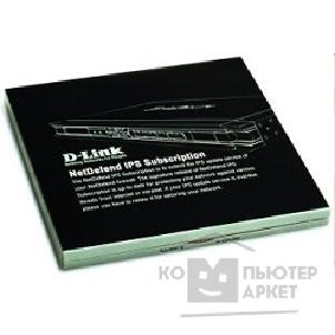 Сетевое оборудование D-Link DFL-860-WCF-12 12-Month Subscription Pack for DFL-860