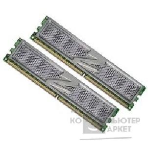 Модуль памяти Ocz DDR-II 2GB PC2-6400 800MHz Kit 2 x 1GB [2T800IO2GK] Titanium Series Intel Optimized