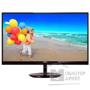 "Монитор Philips LCD  27"" 274E5QHAB/ 00 01 Black-Cherry IPS, LED, LCD, Wide, 1920x1080, 5 ms, 178°/ 178°, 250 cd/ m, 20M:1, +HDMI, +MM, +MHL iOS/ Android"