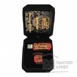 ��������� Cbr USB ���� MD 02-16 Russian Soul, 16 Gb , ������- �������, ������ �������