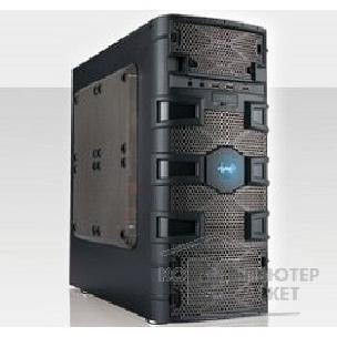 Корпус Inwin MiniTower  BR-661BL - Dragon Slayer 450W 2*USB+1*USB3.0+Audio+4*Fan mATX [6042426]
