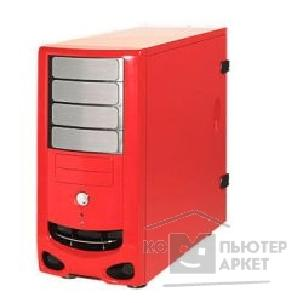 Корпус Inwin MidiTower  J-614 Red 430W 4*USB2.0 Audio AirDuck ATX [1175239]