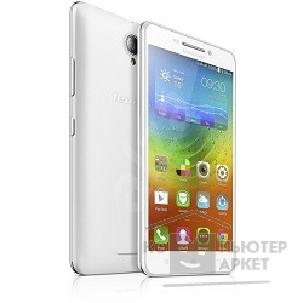 Смартфон Lenovo A5000 MT6582 1.3Ghz / 5'' IPS/ 1280x720/ 1Gb/ 8Gb/ Dual SIM/ 3G/ SD/ WiFi/ BT/ 8MP/ And 4.4/ White [P0SE0010RU]