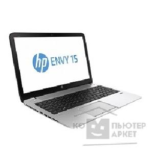 "Ноутбук Hp F2V03EA  Envy 15-j015sr i7-4702QM/ 8Gb/ 1TB/ 15.6"" FHD/ NV GT750 2Gb/ WiFi/ WIDI/ BT/ 6c/ cam/ Win8/ natural silver soft touch"