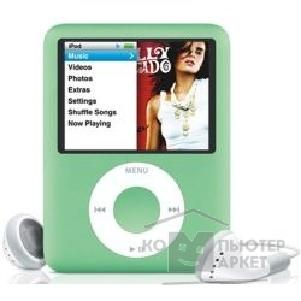 APPLE гаджет MP3 Apple Ipod MB253LL/ A iPod nano 8GB MP3-плеер green