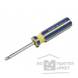 "Stayer Отвертка  ""MASTER"" 2-in-1, PH №2 / SL 6мм, 70мм [2512]"