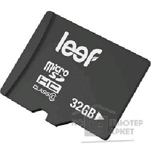 Карта памяти  Leef Micro SecureDigital 32Gb  LFMSD-03210R