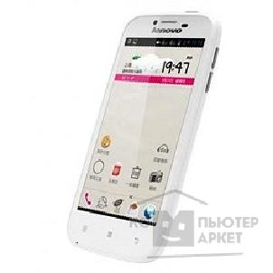 Смартфон Lenovo IdeaPhone P780 4GB White