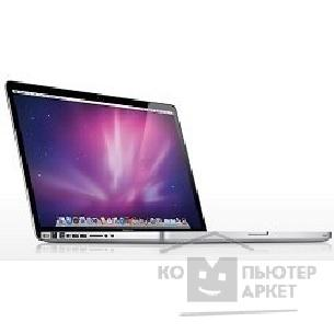 "Ноутбук Apple MacBook Pro MC723HRS/ A 15"" Quad-Core i7 2.2GHz/ 4/ 750GB/ HD Graphics/ Radeon HD 6750M/ SD/ HiRes"