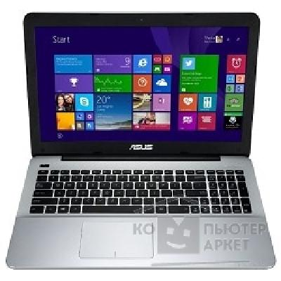 "Ноутбук Asus K555LA-XO788H [90NB0657-M11670] Dark Blue 15.6"" HD i3-5010U/ 4Gb/ 500Gb/ DVDRW/ BT/ WiFi/ Cam/ W8.1"
