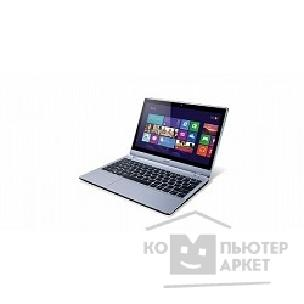 "Ноутбук Acer Aspire V5-132P-10192G32nss Intel 1019y/ 2Gb/ 320Gb/ int/ 11.6""/ HD/ Touch/ 1366x768/ Win 8.1 Small Touch 64/ silver/ 3c/ WiFi/ Cam [NX.MDSER.002]"