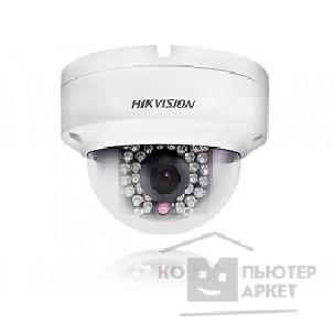 Цифровая камеры Hikvision DS-2CD2142FWD-IS 2.8MM Уличн купол мини IP-камера,4Мп,1/ 3'' CMOS,2688x1520, 25к/ с, f=2.8мм, WDR, ИК, -10°C до +40°C, 12В/ PoE