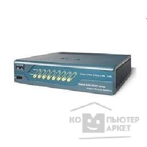 Сетевое оборудование Cisco ASA5505-SEC-BUN-K8 [Межсетевой экран с предустановленным ПО]