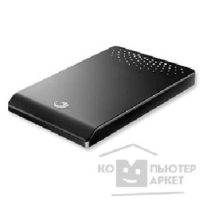 "Носитель информации Seagate HDD  640Gb 2.5"" FreeAgent Go2 ST906403FAD2E1-RK, USB 2.0, black"