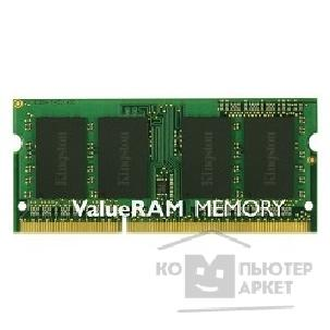 Модуль памяти Kingston DDR3 SODIMM 4GB KVR16S11S8/ 4