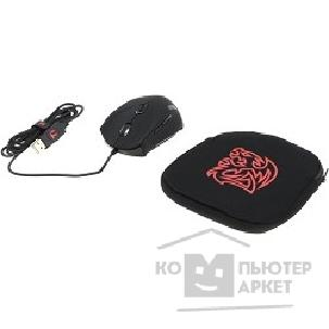 Клавиатуры, мыши Thermaltake Mouse Tt eSPORTS Theron Black [MO-TRN006DT]