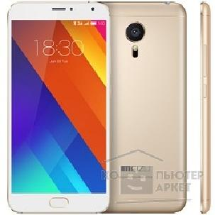 Смартфон MEIZU MX5 gold back/ white front