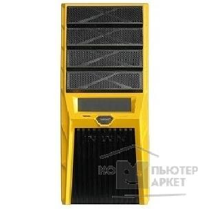 Корпус Inwin MidiTower  EC-031BY Griffin 450W [6034920/ 6053716] Black-Yellow