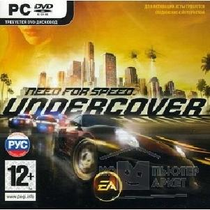 Игры Need for Speed Undercover [PC Jewel] русская версия