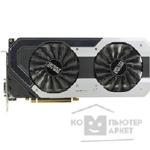 Видеокарта Palit GeForce GTX1080 JetStream / 8GB GDDR5X 256bit / DVI-D, HDMI, 3xDisplayPort / PA-GTX1080 Jetstream 8G / RTL