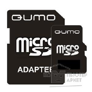 ����� ������  Qumo Micro SecureDigital 8Gb  QM8GMICSD HC4