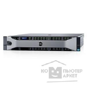 "Dell ������  PowerEdge R730 E5-2620v3 1x8Gb 2RRD x16 2.5"" RW H730 iD8En 5720 4P 2x750W 3Y PNBD GPU SD2x16G 210-ACXU-31"