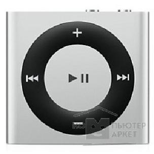 APPLE гаджет MP3 Apple iPod shuffle 4 2GB - Silver MD778RU/ A