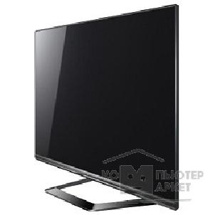 "Телевизор Lg LED  42LM640T 42"", 16:9, 1920x1080, HDTV, 1080p Full HD , LED-подсветка, 400 Гц, 3D, DVR, мощность звука 20 Вт, HDMI x4, VGA, Ethernet, Wi-Fi, доступ в интернет"