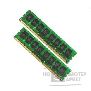 Модуль памяти Ocz DDR-III 4GB PC3-10666 1333MHz Kit 2 x 2GB [3V13334GK] Value Series
