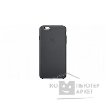 Аксессуар Apple MGR92ZM/ A  iPhone 6 Plus Silicon Case - Dark Grey