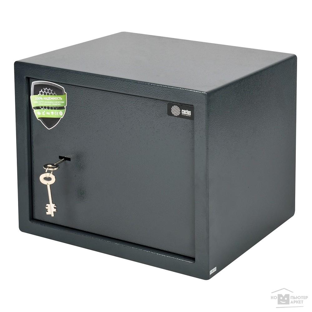 Cactus Сейф мебельный  CS-SF-K30 300х380х300мм ключевой/Cactus Сейф мебельный  CS-SF-K30 300х380х300мм ключевой