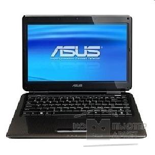 "Ноутбук Asus K40AF M520/ 3G/ 250G/ DVD-SMulti/ 14""HD/ ATI 5145 512/ WiFi/ camera/ Win7 HB"