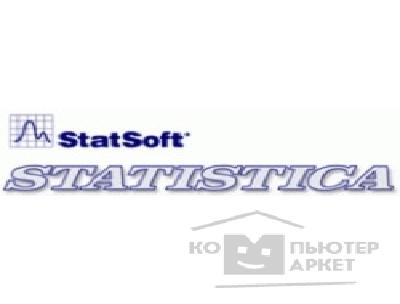 Программное обеспечение STATISTICA Advanced + QC for Windows v.12 En / v.10 Ru Research price , локальная версия