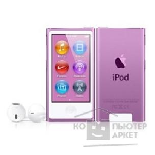 APPLE гаджет MP3 Apple iPod nano 7 16GB - Purple MD479RU/ A