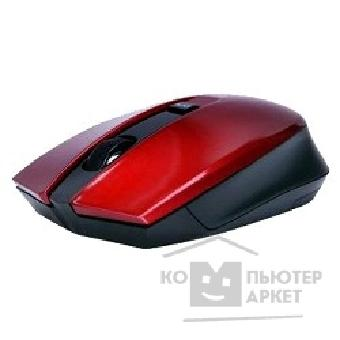Мышь Zalman ZM-M520W red USB