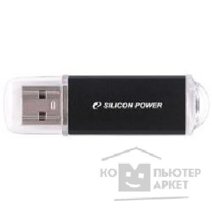 �������� ���������� Silicon Power USB 2.0  USB Drive 2Gb, Ultima II I-series [SP002GBUF2M01V1K] Black