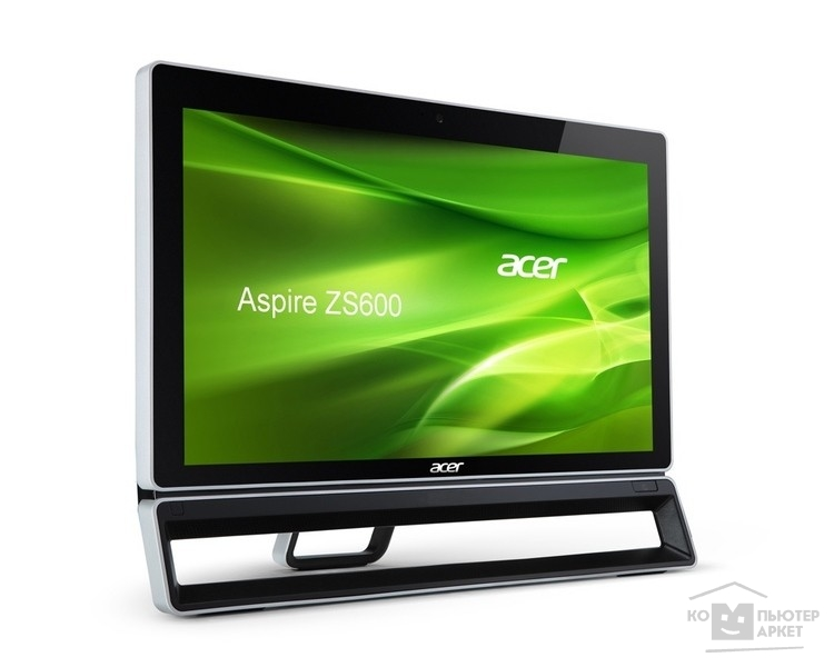 "Моноблок Acer DQ.SLTER.008  Aspire ZS600 23"" FHD Touch i3 3220/ 4GB/ 1Tb/ GeForce GT620-2Gb/ DVDRW/ WiFi+BT/ cam/ W8/ wireless k+m"