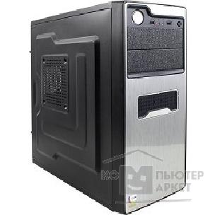 Корпуса EXEGATE  EX211003RUS Корпус Miditower CP XP -312 <Black-Grey, черные шасси и БП XP400, 120mm,ATX, 3*SATA,USB, Audio>