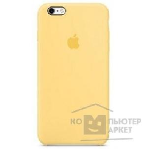 Аксессуар Apple MM6H2ZM/ A  iPhone 6 Plus/ 6s Plus Silicone Case - Yellow