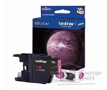 ��������� ��������� Brother  LC-1220M ��������, Magenta