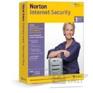 Программное обеспечение Symantec 12776482-RU - Norton Internet Security NIS 2008 RET RU