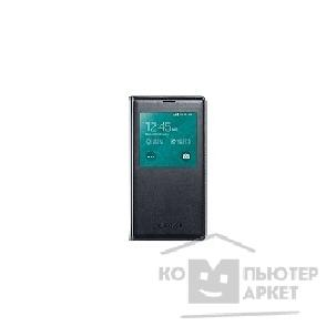 Samsung Чехол Sam. для S-View G900 black CG900BBEGRU