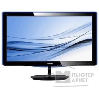 "Монитор Philips LCD  23.6"" 247E3LSU/ 01 Glossy-Black"