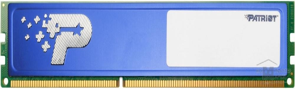 Модуль памяти Patriot DDR4 DIMM 16GB PSD416G24002H